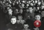 Image of premier of a Russian movie Russia, 1948, second 56 stock footage video 65675032364