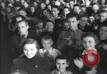 Image of premier of a Russian movie Russia, 1948, second 57 stock footage video 65675032364
