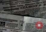 Image of early completion of five year plan Russia, 1949, second 48 stock footage video 65675032366