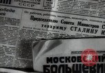 Image of early completion of five year plan Russia, 1949, second 51 stock footage video 65675032366