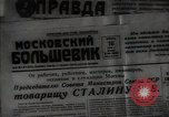 Image of early completion of five year plan Russia, 1949, second 55 stock footage video 65675032366