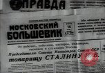 Image of early completion of five year plan Russia, 1949, second 56 stock footage video 65675032366
