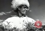 Image of new harvest Turkmenistan, 1949, second 19 stock footage video 65675032367