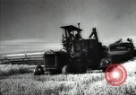 Image of new harvest Turkmenistan, 1949, second 29 stock footage video 65675032367