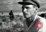 Image of new harvest Turkmenistan, 1949, second 58 stock footage video 65675032367