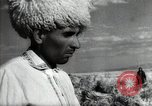 Image of new harvest Turkmenistan, 1949, second 60 stock footage video 65675032367