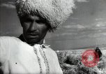 Image of new harvest Turkmenistan, 1949, second 61 stock footage video 65675032367