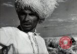Image of new harvest Turkmenistan, 1949, second 62 stock footage video 65675032367