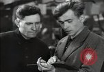 Image of Interior of a motorcycle plant Russia, 1949, second 17 stock footage video 65675032369