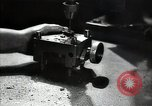 Image of Interior of a motorcycle plant Russia, 1949, second 22 stock footage video 65675032369