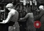 Image of Interior of a motorcycle plant Russia, 1949, second 25 stock footage video 65675032369