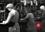Image of Interior of a motorcycle plant Russia, 1949, second 26 stock footage video 65675032369