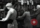 Image of Interior of a motorcycle plant Russia, 1949, second 28 stock footage video 65675032369