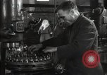 Image of Interior of a motorcycle plant Russia, 1949, second 40 stock footage video 65675032369