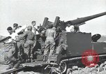 Image of 155mm gun   Korea, 1950, second 20 stock footage video 65675032372