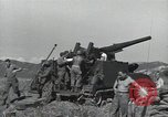 Image of 155mm gun   Korea, 1950, second 23 stock footage video 65675032372