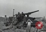 Image of 155mm gun   Korea, 1950, second 25 stock footage video 65675032372