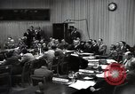 Image of 559th meeting of UN Security Council Flushing Meadows New York United States USA, 1951, second 13 stock footage video 65675032375