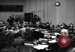 Image of 559th meeting of UN Security Council Flushing Meadows New York United States USA, 1951, second 14 stock footage video 65675032375