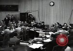Image of 559th meeting of UN Security Council Flushing Meadows New York United States USA, 1951, second 15 stock footage video 65675032375