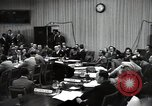 Image of 559th meeting of UN Security Council Flushing Meadows New York United States USA, 1951, second 16 stock footage video 65675032375