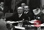 Image of 559th meeting of UN Security Council Flushing Meadows New York United States USA, 1951, second 22 stock footage video 65675032375