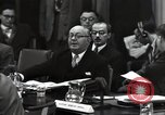 Image of 559th meeting of UN Security Council Flushing Meadows New York United States USA, 1951, second 24 stock footage video 65675032375