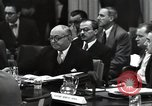 Image of 559th meeting of UN Security Council Flushing Meadows New York United States USA, 1951, second 25 stock footage video 65675032375