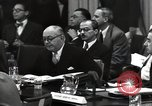 Image of 559th meeting of UN Security Council Flushing Meadows New York United States USA, 1951, second 26 stock footage video 65675032375