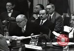 Image of 559th meeting of UN Security Council Flushing Meadows New York United States USA, 1951, second 27 stock footage video 65675032375