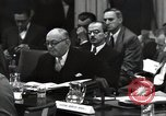 Image of 559th meeting of UN Security Council Flushing Meadows New York United States USA, 1951, second 28 stock footage video 65675032375
