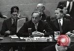 Image of 559th meeting of UN Security Council Flushing Meadows New York United States USA, 1951, second 32 stock footage video 65675032375
