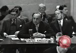 Image of 559th meeting of UN Security Council Flushing Meadows New York United States USA, 1951, second 35 stock footage video 65675032375