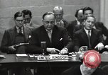 Image of 559th meeting of UN Security Council Flushing Meadows New York United States USA, 1951, second 36 stock footage video 65675032375