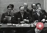 Image of 559th meeting of UN Security Council Flushing Meadows New York United States USA, 1951, second 37 stock footage video 65675032375
