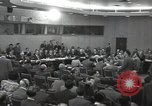 Image of 559th meeting of Security Council Flushing Meadows New York United States USA, 1951, second 9 stock footage video 65675032377