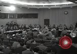Image of 559th meeting of Security Council Flushing Meadows New York United States USA, 1951, second 14 stock footage video 65675032377