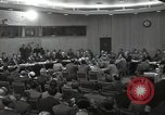 Image of 559th meeting of Security Council Flushing Meadows New York United States USA, 1951, second 19 stock footage video 65675032377