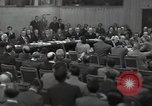 Image of 559th meeting of Security Council Flushing Meadows New York United States USA, 1951, second 20 stock footage video 65675032377