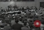 Image of 559th meeting of Security Council Flushing Meadows New York United States USA, 1951, second 21 stock footage video 65675032377