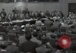 Image of 559th meeting of Security Council Flushing Meadows New York United States USA, 1951, second 22 stock footage video 65675032377