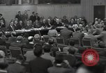 Image of 559th meeting of Security Council Flushing Meadows New York United States USA, 1951, second 23 stock footage video 65675032377