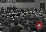 Image of 559th meeting of Security Council Flushing Meadows New York United States USA, 1951, second 24 stock footage video 65675032377