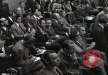 Image of 559th meeting of Security Council Flushing Meadows New York United States USA, 1951, second 27 stock footage video 65675032377