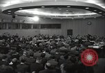 Image of 559th meeting of Security Council Flushing Meadows New York United States USA, 1951, second 33 stock footage video 65675032377