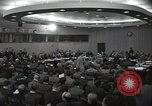 Image of 559th meeting of Security Council Flushing Meadows New York United States USA, 1951, second 34 stock footage video 65675032377