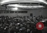Image of 559th meeting of Security Council Flushing Meadows New York United States USA, 1951, second 35 stock footage video 65675032377