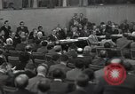 Image of 559th meeting of Security Council Flushing Meadows New York United States USA, 1951, second 39 stock footage video 65675032377