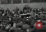 Image of 559th meeting of Security Council Flushing Meadows New York United States USA, 1951, second 41 stock footage video 65675032377