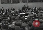 Image of 559th meeting of Security Council Flushing Meadows New York United States USA, 1951, second 42 stock footage video 65675032377